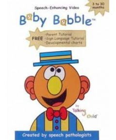 BABY BABBLE - Speech-Enhancing DVD for Babie