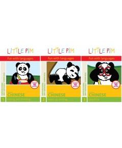 Little Pim Fun with Language Madarin Chinese Set 3 disc.