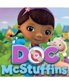 Doc McStuffins Season 1 มี 8 แผ่นจบ เสียงอังกฤษไม่มีซับ
