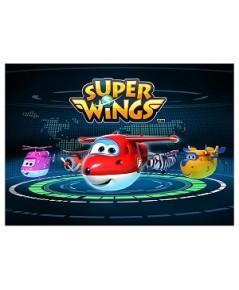 V2D รวม Super Wings เหินฟ้าผู้พิทักษ์ 2แผ่น