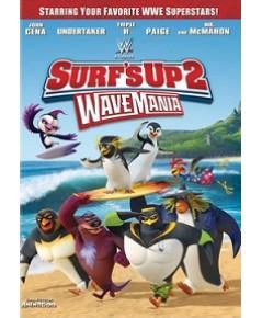 Surf \'s Up 2 Wave Mania เซิร์ฟอัพ ไต่คลื่นยักษ์ซิ่งสะท้านโลก 2