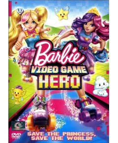 Barbie Video Game Hero บาร์บี้ ผจญภัยในวีดีโอเกมส์