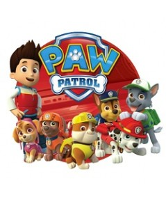 Paw Patrol Season 1-2 Set 6 Disc.