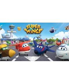 Super Wings ซีซั่น 1 HD (ทั้งชุด 4แผ่น)