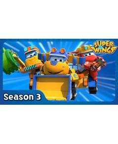 Super Wings Season 3