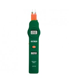 เครื่องวัดความชื้นในไม้และวัสดุก่อสร้าง Moisture Meter รุ่น MO100
