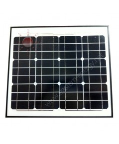 แผงโซล่าเซลล์ Solar Cell มาตราฐาน IEC, CE ขนาด 20 วัตต์
