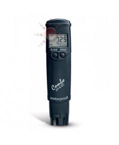 เครี่องวัดความนำไฟฟ้า Waterproof pH/Conductivity/TDS Tester รุ่น HI 98129