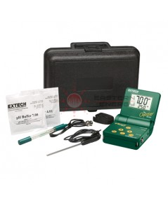 3-in-1 Oyster™ Series pH/mV/Temperature Meter Kit รุ่น Oyster-16