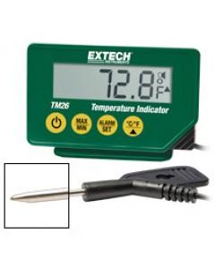 เครื่องวัดอุณหภูมิ Compact NSF Certified Temperature Indicator รุ่น TM26