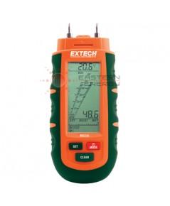 เครื่องวัดความชื้นไม้ วัสดุก่อสร้าง Pocket Moisture Meter รุ่น MO230