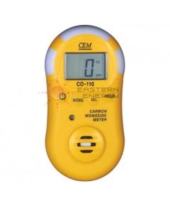 เครื่องวัดก๊าซคาร์บอนโมนอกไซด์ Personal Carbon Monoxide (CO) meter รุ่น CO-110