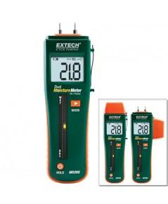 เครื่องวัดความชื้น ไม้วัสดุ Combination Pin/Pinless Moisture Meter รุ่น MO260