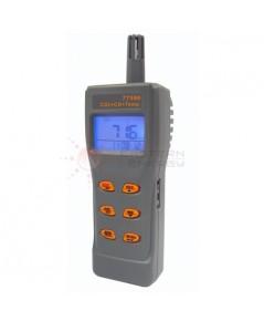 เครื่องวัดก๊าซ 4 in 1 Combo CO2/CO/TEMP/RH Air Quality Meter รุ่น 77597