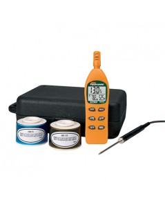 เครื่องวัดอุณภูมิ-ความชื้น Hygro-Thermometer Psychrometer Kit รุ่น RH305