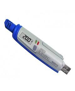 เครื่องบันทึกอุณหภูมิ และความชื้น LCD display, USB Datalogging RH / Temperature Pen รุ่น 800013