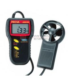 เครื่องวัดความเร็วลม Anemometer รุ่น AVM-301