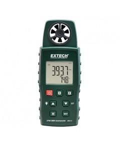 เครื่องวัดความเร็วลม Extech CMM/CFM Anemometer + Type K รุ่น AN510