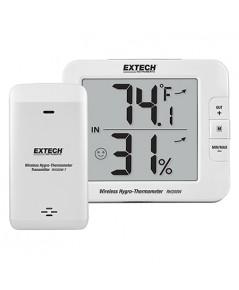 เครื่องวัดอุณภูมิความชื้น แบบไร้สาย Multi-Channel Wireless Hygro-Thermometer รุ่น Extech RH200W