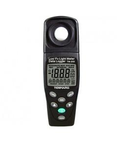 เครื่องวัดแสง Datalogging Auto Ranging Light Meter รุ่น TM-203