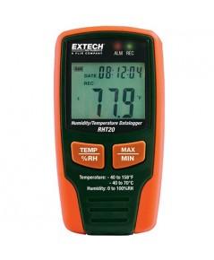 เครื่องบันทึกอุณหภูมิ ความชื้น Humidity-Temperature Datalogger with USB interface รุ่น RHT20