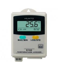 เครื่องบันทึกอุณหภูมิความชื้น Temperature and Humidity Data Logger รุ่น S100-TH