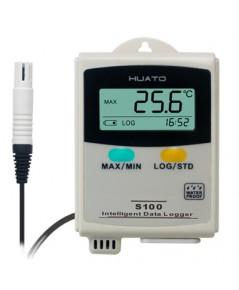 เครื่องบันทึกอุณหภูมิความชื้น Temperature and Humidity Data Logger รุ่น S100-EX