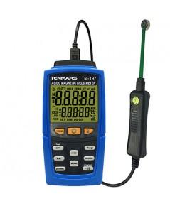 เครื่องวัดสนามแม่เหล็ก Magnetic Field Meter Tenmars รุ่น TM-197