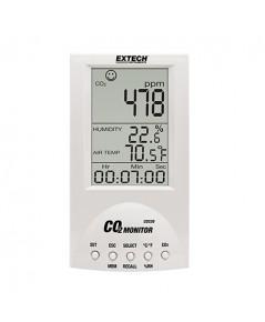 เครื่องวัดก๊าซคาร์บอนไดออกไซด์ Desktop Indoor Air Quality CO2 รุ่น Extech CO220
