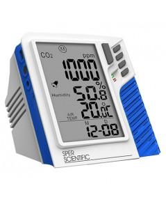 เครื่องวัดก๊าซคาร์บอนไดออกไซด์ Indoor Air Quality Monitor  Datalogger CO2 Meter รุ่น 800049