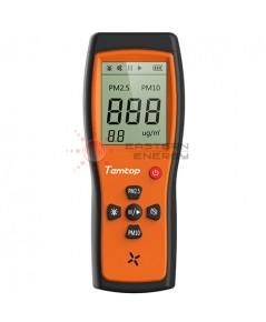 เครื่องวัดฝุ่น PM2.5/PM10 Air Quality Laser Paticle Detector รุ่น Temtop P200