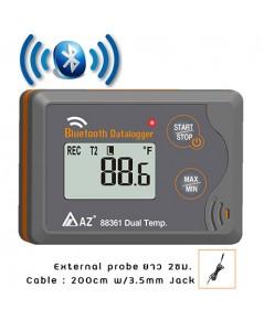 เครื่องบันทึกอุณหภูมิ Bluetooth Temp. Recorder with Probe รุ่น 88361