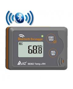 เครื่องบันทึกอุณหภูมิความชื้น Bluetooth Humidity/Temperature Datalogger รุ่น 88362