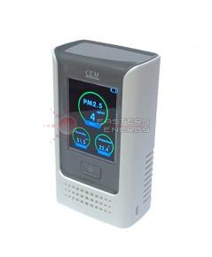 เครื่องวัดค่าฝุ่นละออง PM2.5/PM10/HCHO Air Quality Detector รุ่น PM-122