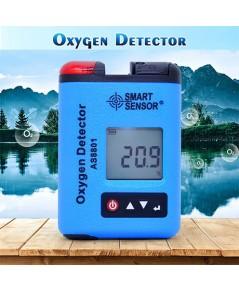เครื่องวัดออกซิเจน Oxygen Meter รุ่น AS8801