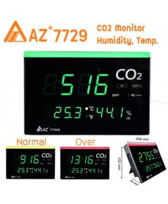เครื่องวัดก๊าซ CO2 Humidity Temp. Monitor รุ่น 7729