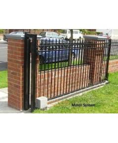 ประตูบานเลื่อนสำหรับน้ำหนัก 700-1500 กิโลกรัม