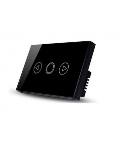 Real Switch Touch Dimmer (Black)
