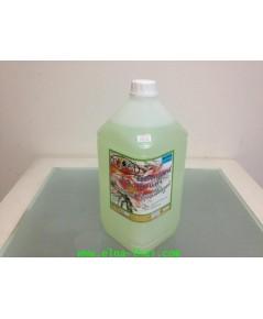 น้ำยาซักแห้งกลิ่นบลูเฟรช.....อ่อนละมุน สำหรับผ้าที่ต้องทะนุถนอม