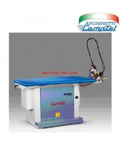 โต๊ะรีดผ้าลมดูดสี่เหี่ยมพร้อมหม้อต้มเตารีด รุ่น64V