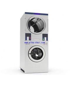 เครื่องซักผ้าหยอดเหริยญ2ชั้น12kg