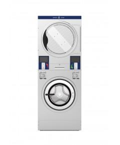 เครื่องซักผ้าหยอดเหริยญ2ชั้น15kg