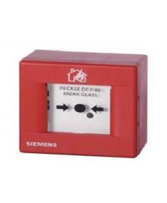 Addressable Manual Call Point รุ่น BDS121A ยี่ห้อ Siemens มาตรฐาน UL