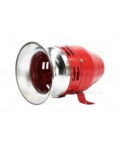 มอเตอร์ไซเรน ขนาด 40W-125db  ใช้ไฟ 12V, 24V. 220V  รุ่น MS-390