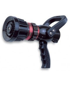 PROTEK 1-1/2 inch. Wide Range Selectable Gallonage Firefighting Nozzle Style 369