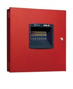 2-Zone, Fire Alarm Control Panel,24VDC, 220VAC.,Model MS-2E, Fire-Lite