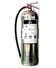 ถังดับเพลิงชนิดวอเตอร์แก๊ส (Water Gas) ตัวถังสแตนเลส ขนาด 9 ลิตร ยี่ห้อ FireMan