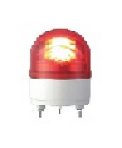 1 chip super bright LED Revolving Warning Light รุ่น RHEB-200 ยี่ห้อ PATLITE