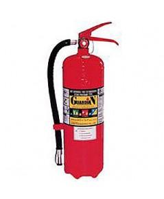 ถังดับเพลิง Portable Dry Chemical, Fire Extinguisher ยี่ห้อ GUARDIAN