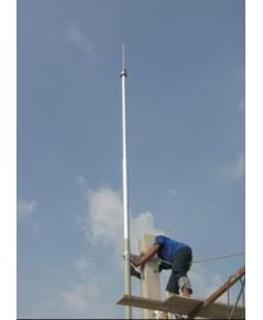 งานติดตั้งและซ่อมแซมระบบหัวล่อฟ้า Early Streamer และ Faraday
